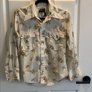 Vintage High Country Western Shirt